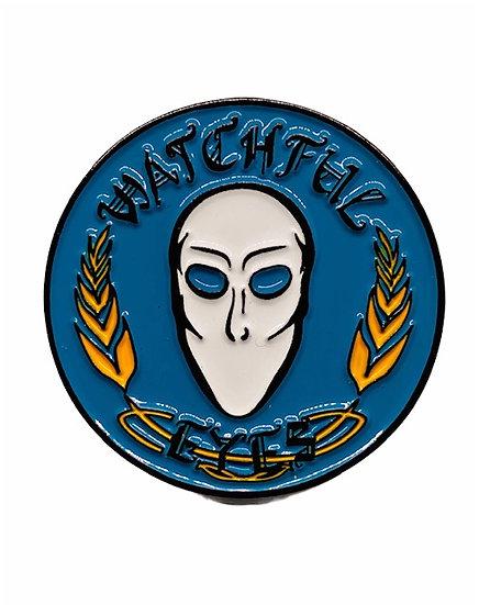 Watchful Eyes Blue