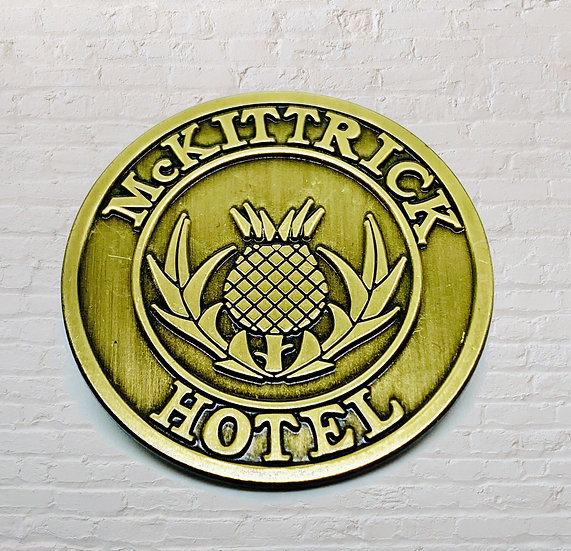 The McKittrick Hotel