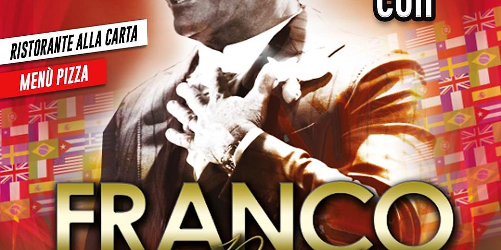 EVENTO UNICO **FRANCO BAGUTTI**