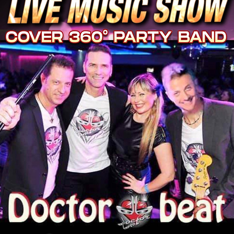 Cena in musica con i DOCTOR BEAT
