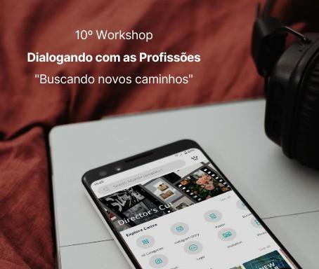 """Em versão virtual, Marupiara realizou seu 10º Workshop """"Dialogando com as Profissões"""""""
