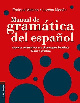 Língua Espanhola (EM) - Manual de Gramática del Español