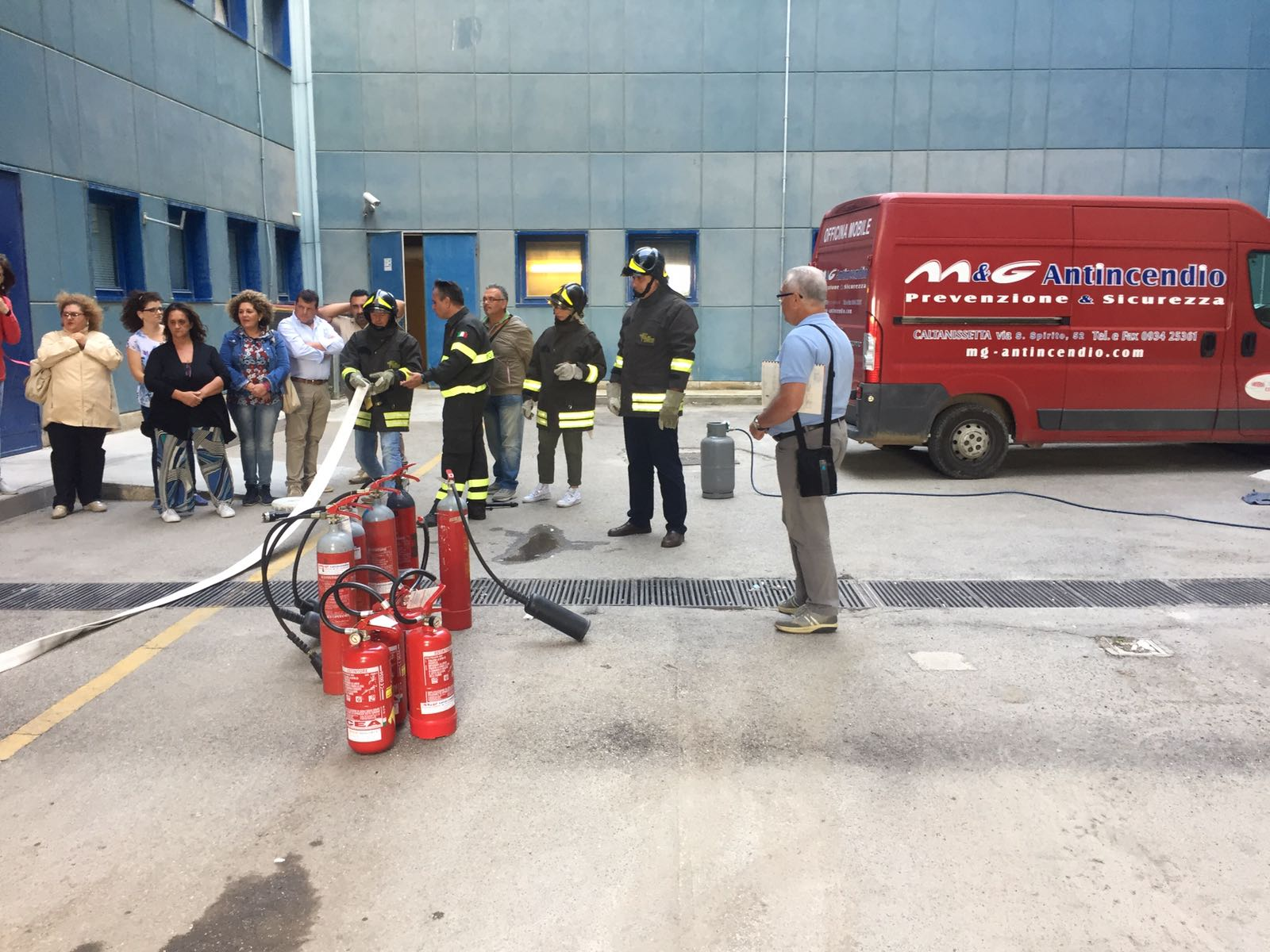 Formazione Antincendio