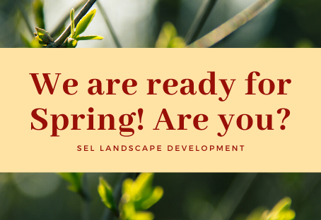 We are ready for Spring! Are you?