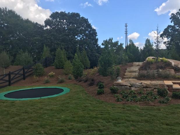 Milton Backyard