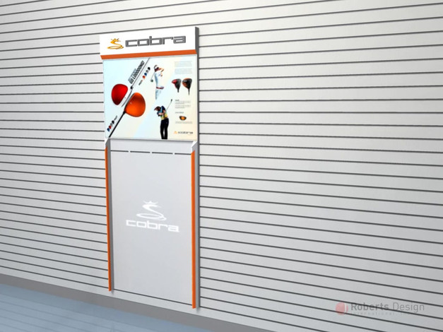 Cobra 2014 Merchandising Program