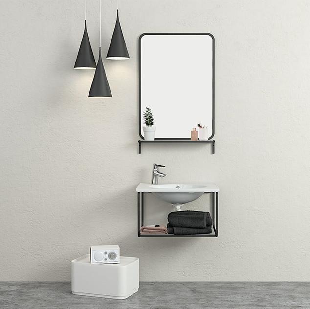 Bathroom and kitchen basins