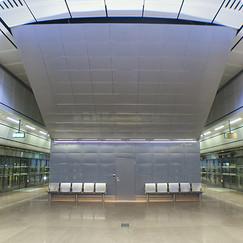 Metro station, Stockholm, Sweden
