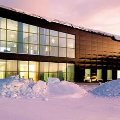 LKAB Building, Kiruna, Sweden