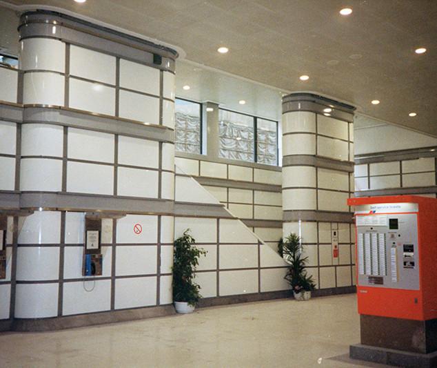 City Thameslink Station, London, England