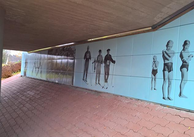 Tunnel in Järvenpää, Finland