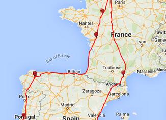 Southern European Tour