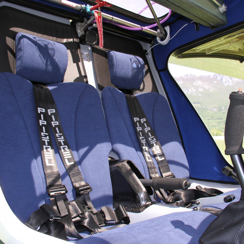 ALPHA TRAINER SEATS