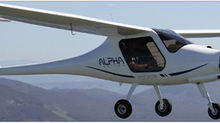 Mont Blanc by Pipistrel Alpha