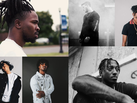 Top 5 CHH Artists 2018
