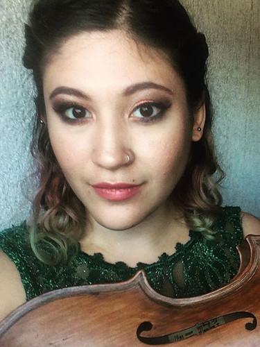 Last week's pre-recital selfie.jpg