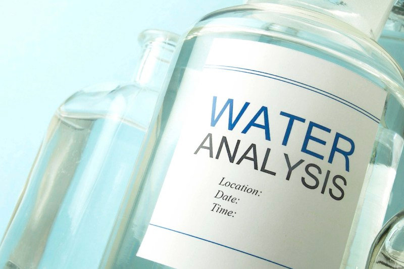 Onsite Water Test & Analysis