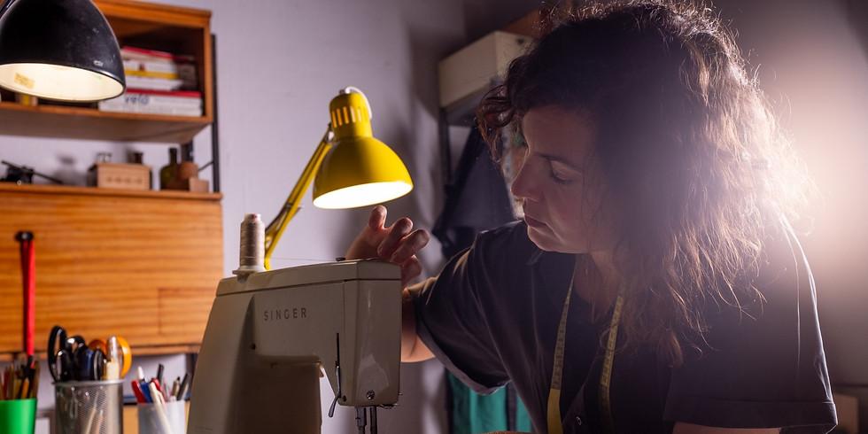Workshop de Costura Criativa - Nível Iniciante // 35€