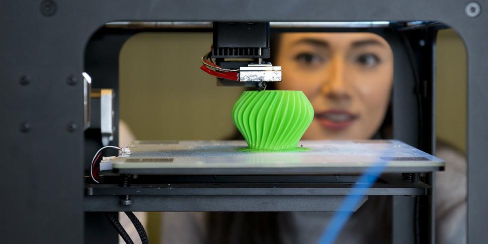 Workshop de Introdução à Impressão 3D // 60€