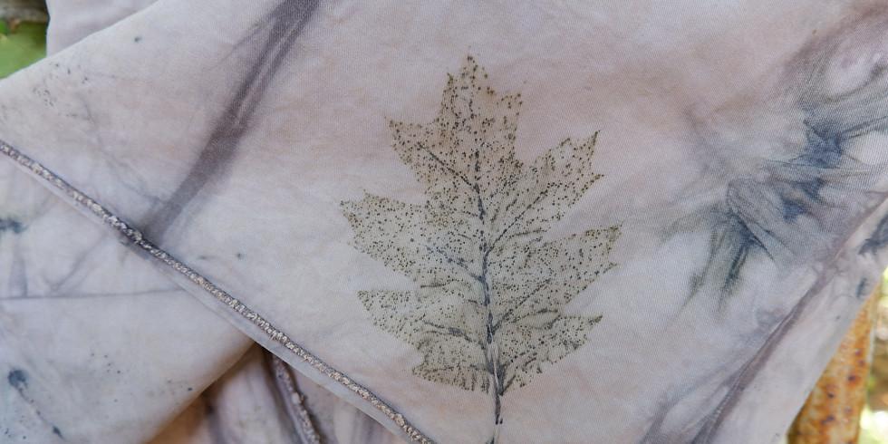 Ecoprinting Workshop  // 40€