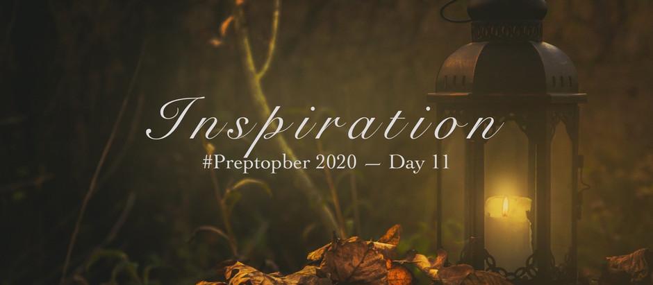 Inspiration & My W. I. P.