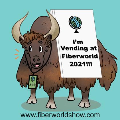 Fiberworld is next week!