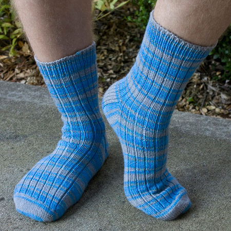 BB Toe up sock in Roary.jpg