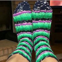 Take a look at the socks finished by _re