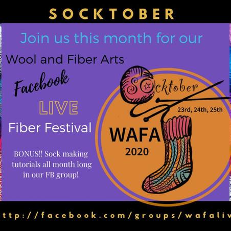 WAFA Live Sale