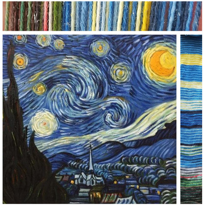 Stargazing with Vincent
