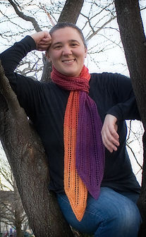 Scarf and Heather in Tree2.jpg
