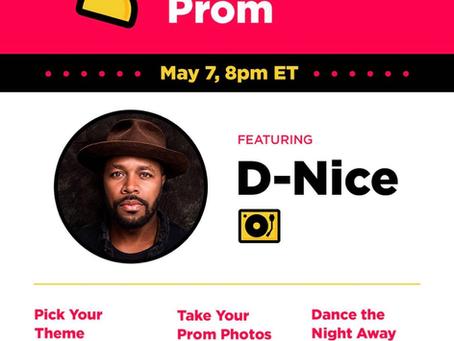 DJ D-Nice's Virtual Prom