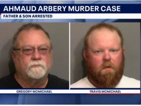 Ahmaud Arbery's Killers Finally Arrested
