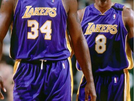 Shaq Talks Kobe Bryant's Hall Of Fame Induction