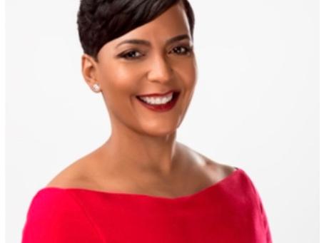 Atlanta Mayor Keisha Lance Bottoms Talks Gov. Brian Kemp's Decision