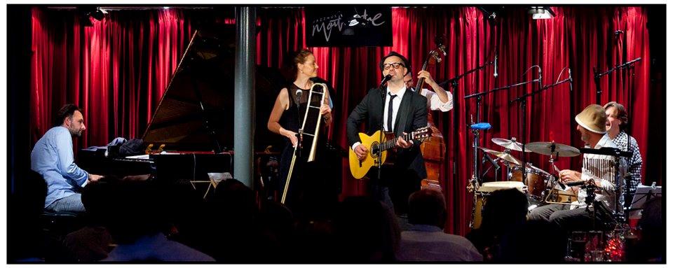 Steen Rasmussen Quinteto Montmartre