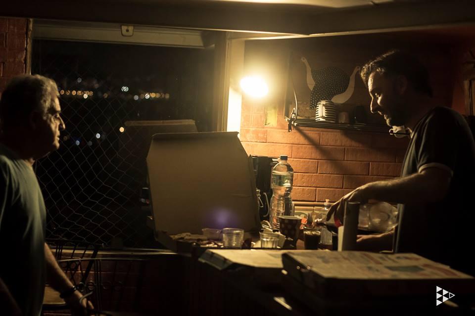 Paulo Braga & Steen-tenda na raposa