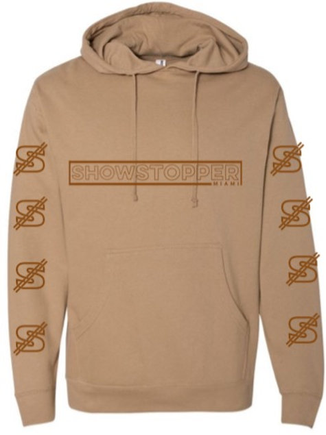 TAN sweatshirt