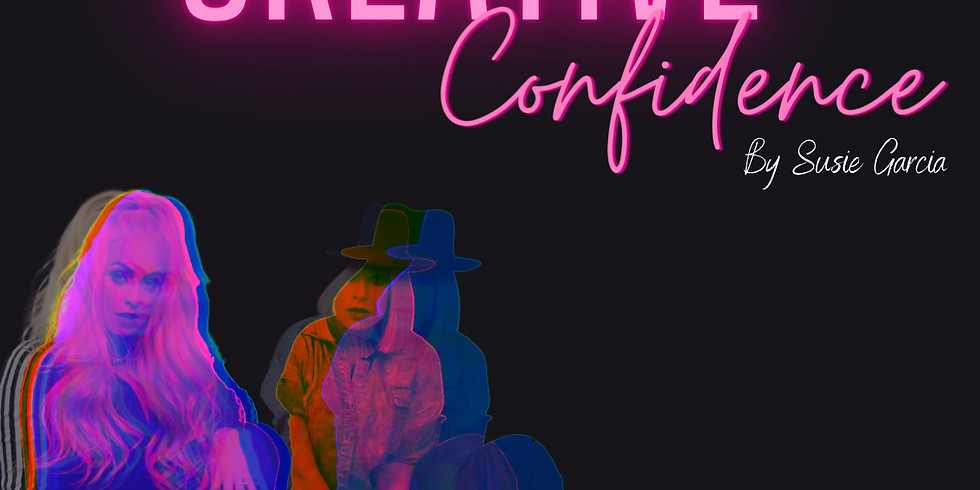 THE CREATIVE CONFIDENCE - LIVE!