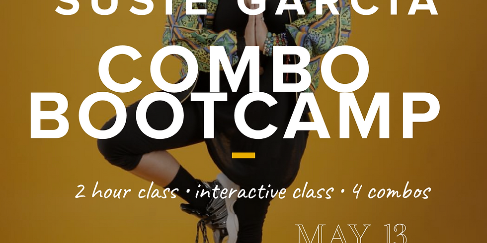 Susie Garcia's COMBO BOOTCAMP