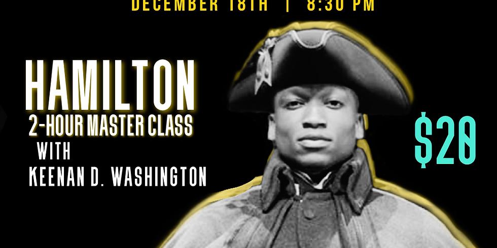 Hamilton Master Class