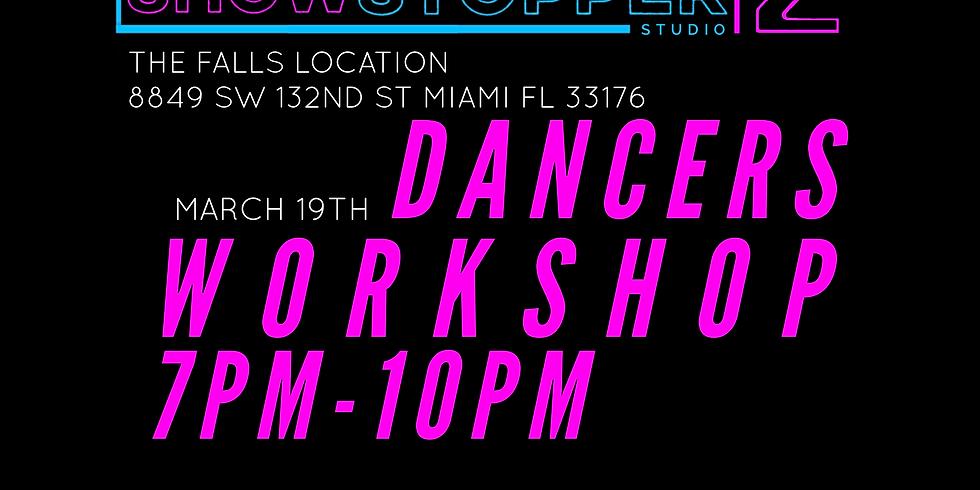 FREE DANCERS WORKSHOP