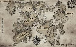 Horizontal Map