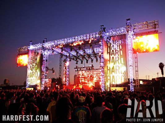 HARD Stage 2011