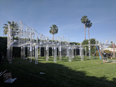 COACHELLA TRUSS MOUNTAIN