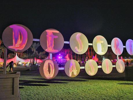DESERT OASIS MUSIC FESTIVAL