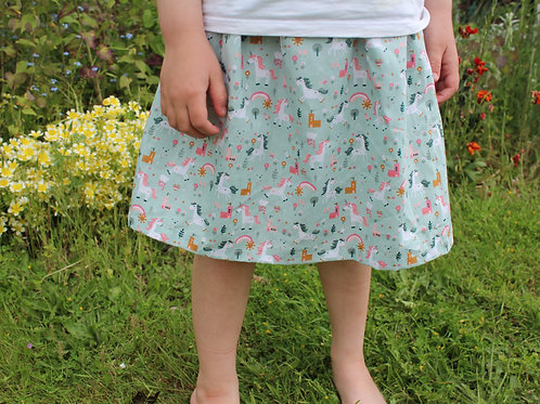 Happy Horse skirt with elasticated waistband