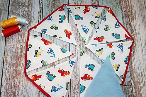 Diggers & Dumpers bunting