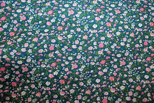 100% Cotton Poplin Ditsy Floral