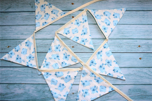 Bunting - choose your fabric